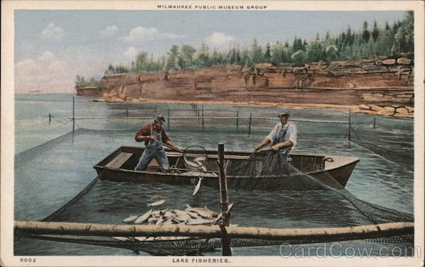 Lake Fisheries Wisconsin