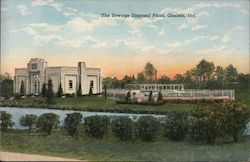 The Sewage Disposal Plant