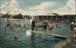 Children's Bathing Pool - Coronado Tent City