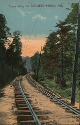 Scene along the Interurban