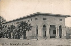 The Tempe National Bank Postcard