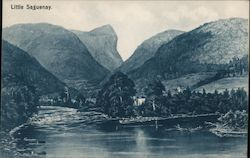 Little Saguenay Postcard
