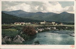 Fabian House and Presidential Range