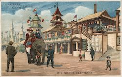 Luna Park - Riding the Elephant