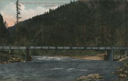 Steel Bridge over Wind River