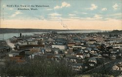 Bird's Eye View of the Waterfront