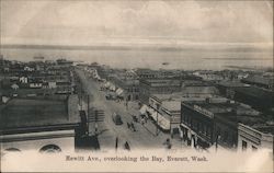 Hewitt Ave., Overlooking the Bay