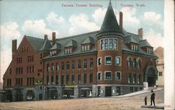 Tacoma Theatre Building
