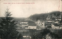 Capitol of Cowlitz County, Business Sectdion