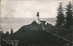 Fort Canby Light