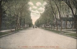 Farwell St., Looking North