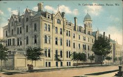 St. Catherines Academy Postcard