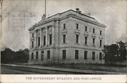 The Government Building and Post Office