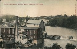 White Wagon Works and Rock Mills