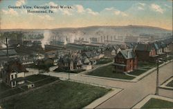 General View, Carnegie Steel Works