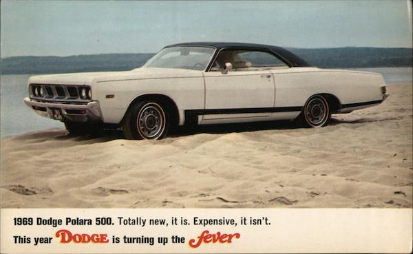 1969 Dodge Polara 500 Cars