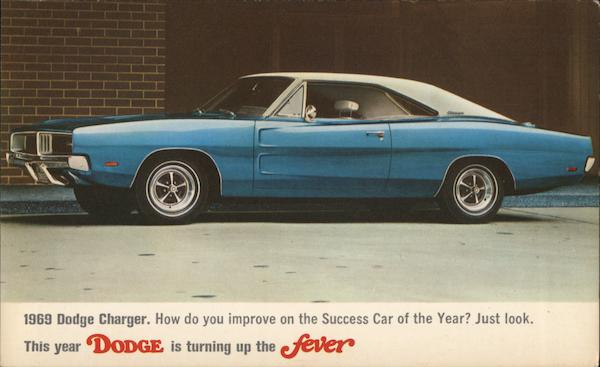 1969 Dodge Charger Cars