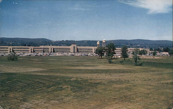 A View of the I.B.M. Plant Poughkeepsie New York