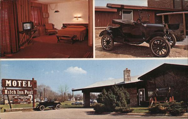 Hutch-Inn Post Motel Libertyville Illinois