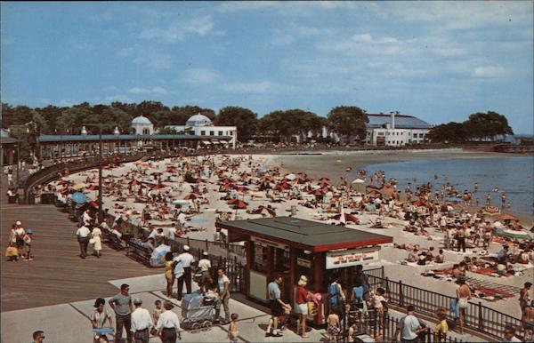 Playland Rye Beach New York