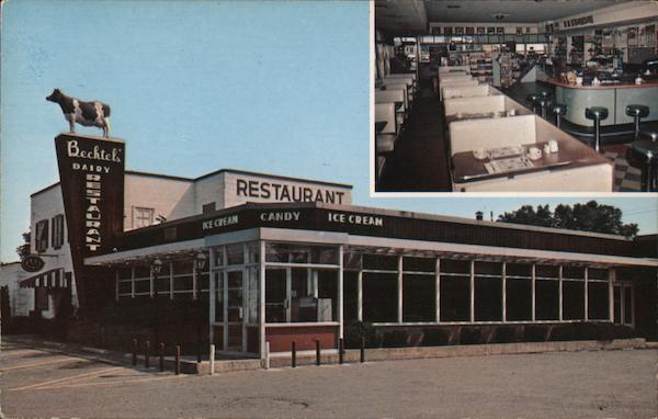 Restaurants near lewisburg pa