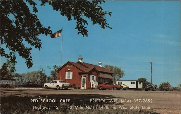 Red School Cafe Bristol Wisconsin Vaudreuil Pictures, Inc.