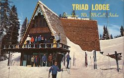 Triad Lodge, Brundage Mt.
