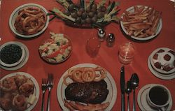 Food at S-V Ranch and Ski Chalet