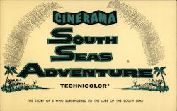 Cinerama South Seas Adventure in Technicolor - The Story of 6 Who Surrendered to the Lure of the South Seas