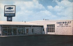 Owen Reed Chevrolet Inc.