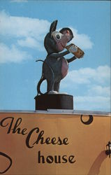 """Chunky"" THe Cheese House Mouse"