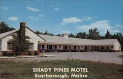 Shady Pines Motel