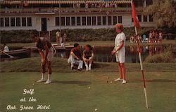 Golf at the Oak Grove Hotel and Motel Company