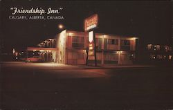 """Friendship Inn"" Postcard"