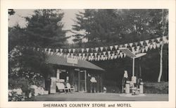 Sherman's Country Store and Motel