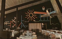 Canyon Lodge Dining Room, Canyon Village