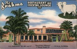 The Brahma Restaurant and Cocktail Lounge