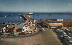 Municipal Wharf, Santa Cruz, California