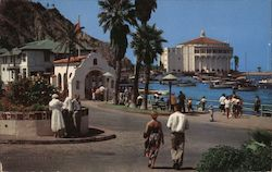 Street Scene, Showing Casino