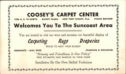 Coosey's Carpet Cleaner