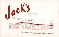 Jack's Drive In Cafe
