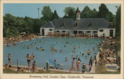 Swimming Pool, Dunbar Cave and Recreation Park