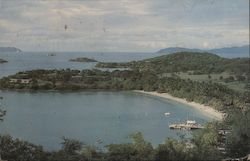 Caneel Bay - Virgin Islands National Park Postcard