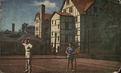 The Grossinger Hotel & Country Club Postcard