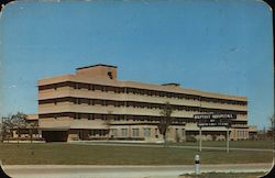Baptist Hospital of Southeast Texas Postcard