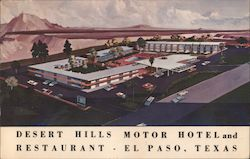 Desert Hills Motor Hotel and Restaurant
