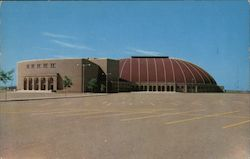 Auditorium and Coliseum