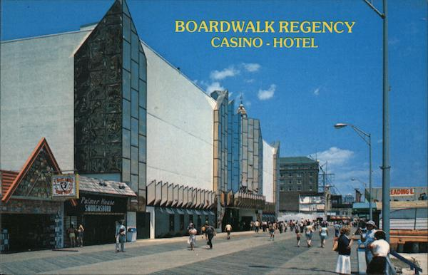 Boardwalk Regency Casino-Hotel Atlantic City New Jersey
