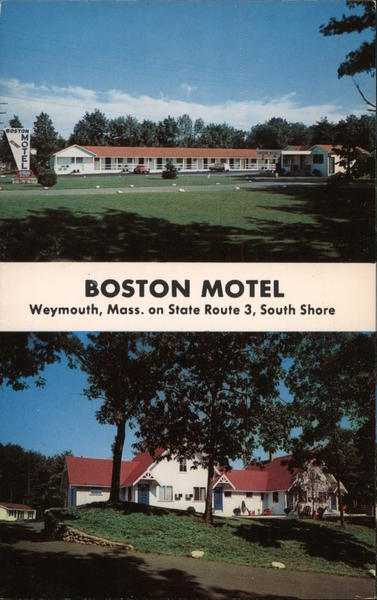 Boston Hotel Weymouth Massachusetts