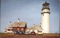 Highland Light, Cape Cod Postcard